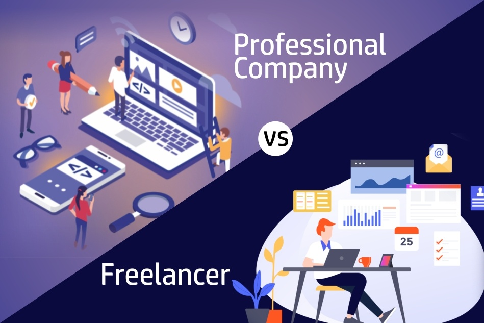 Freelancer vs. Employees vs. Company: Which Is Right For Your Software Project?